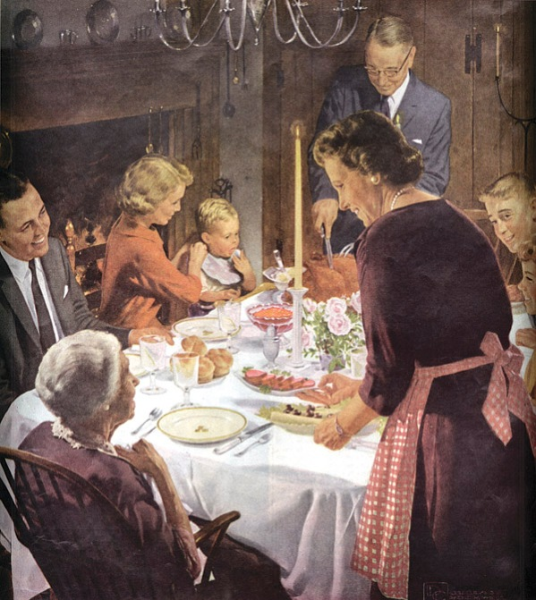 crockwell-family-at-dinner-4c