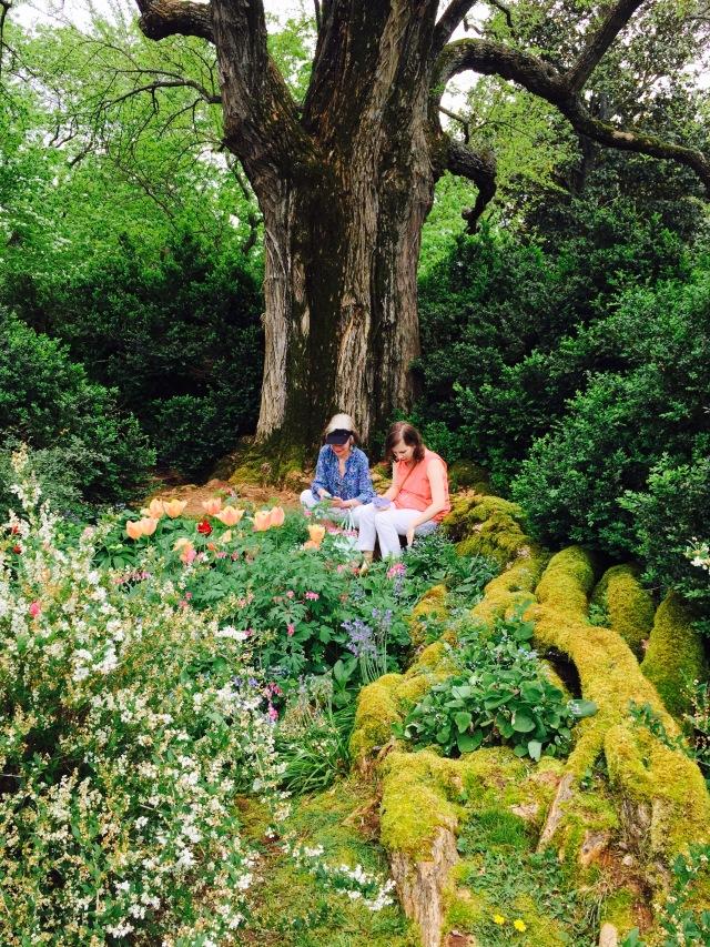 Historic Garden Week in Virginia | Sandra\'s Town & Country