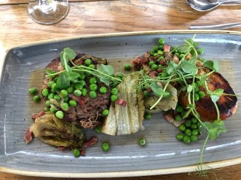 Lingholm dinner plate